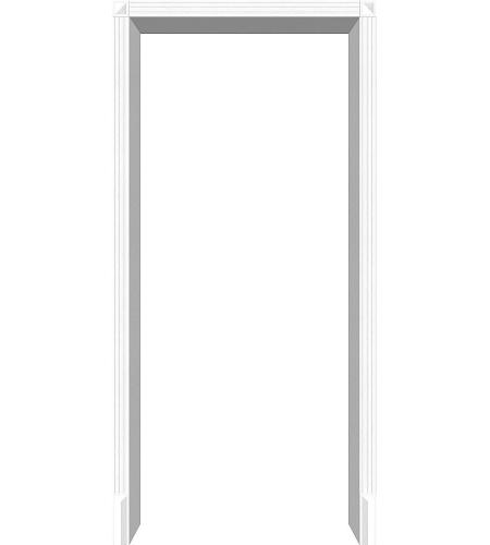 Портал межкомнатный  «DIY Декор» White Softwood