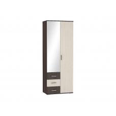 Шкаф 2-х створчатый платяной Рошель ШК-812 с ящиками
