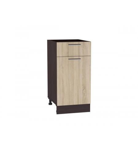 Шкаф нижний с одним ящиком Брауни ШН 401