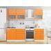 Кухня «Валерия-01»  Оранжевый глянец