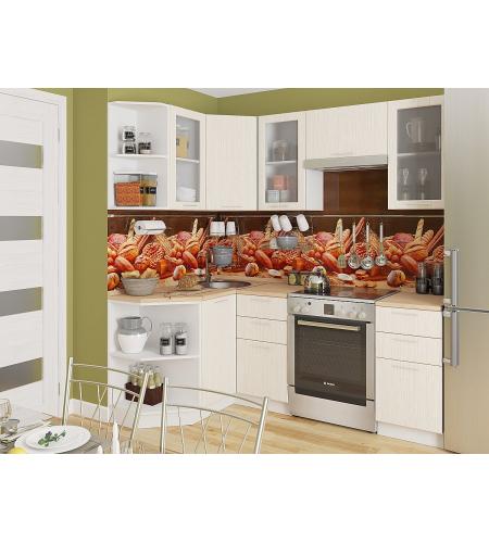 Кухня «Валерия-04»  Дуб беленый