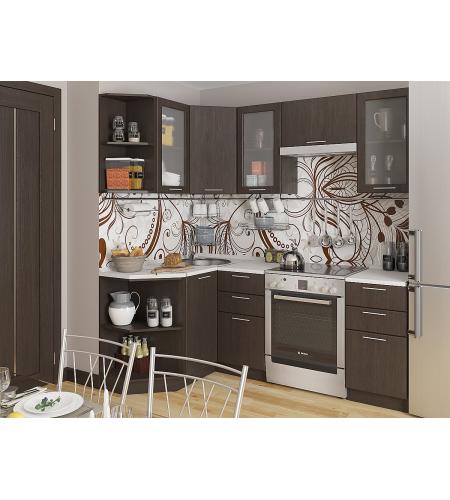 Кухня «Валерия-04»  Венге