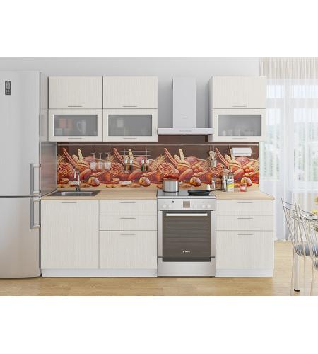 Кухня «Валерия-01»  Дуб беленый