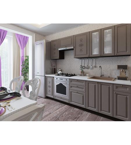 Кухня «Версаль-01»  Смоки Софт