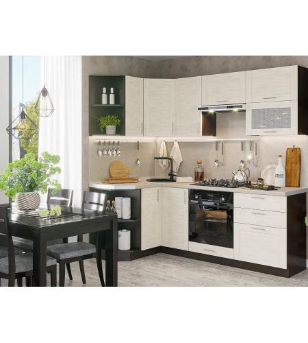 Кухня «Лофт-03»  Nordic Oak