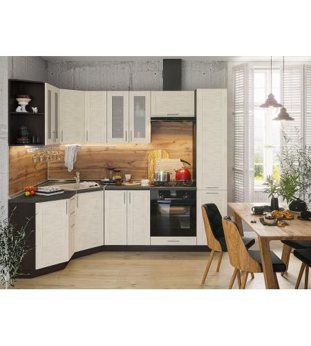 Кухня «Лофт-04»  Nordic Oak