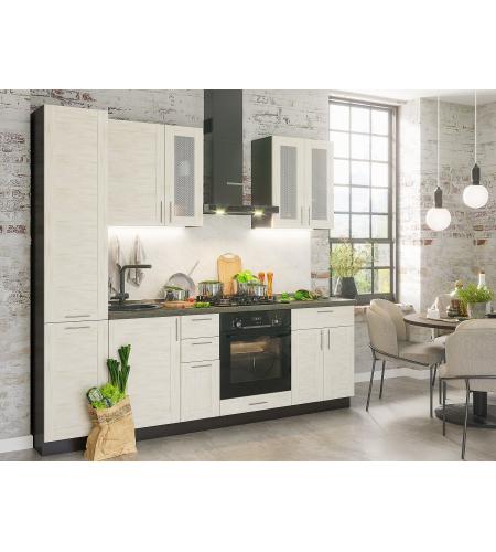 Кухня «Лофт-02»  Nordic Oak