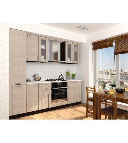 Кухня «Лофт-02»  Cappuccino Veralinga