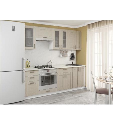 Кухня «Лофт-01»  Cappuccino Veralinga
