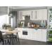 Кухня «Лофт-01»  Nordic Oak