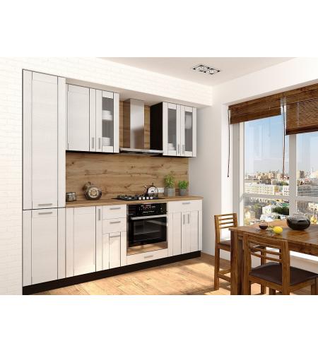 Кухня «Лофт-02»  Snow Veralinga
