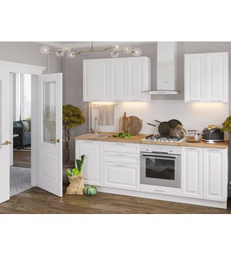 Кухня «Ницца Royal-01»  Blanco