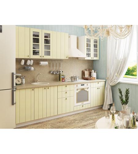 Кухня «Прованс-01»  Ваниль