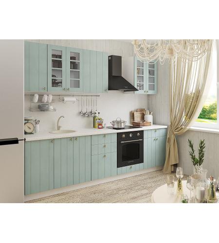 Кухня «Прованс-01»  Голубой