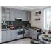 Кухня «Сканди-04»  Grey Softwood