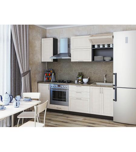 Кухня «Сканди-01»  Cappuccino Softwood
