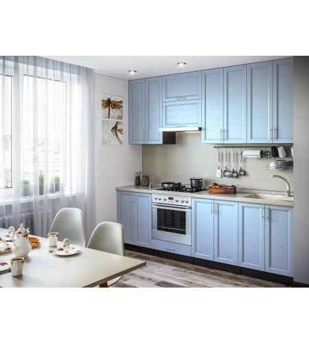 Кухня «Сканди-03»  Sky Wood