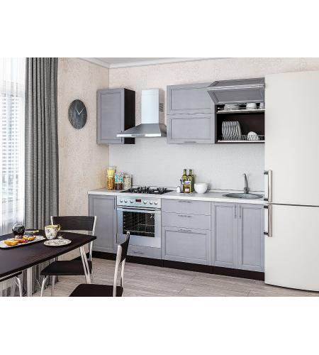 Кухня «Сканди-01»  Grey Softwood