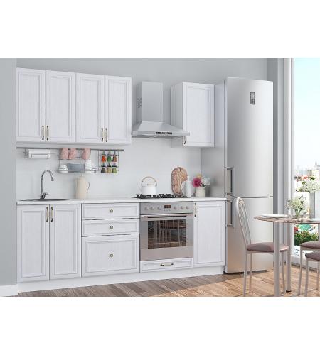 Кухня «Шале-01»  Milk Oak