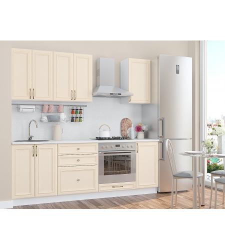 Кухня «Шале-01»  Ivory