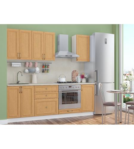 Кухня «Шале-01»  Real Oak