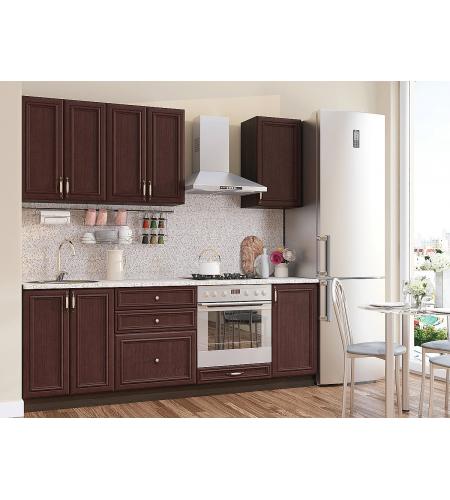 Кухня «Шале-01»  Thermo Oak
