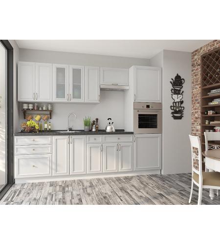Кухня «Шале-02»  Milk Oak