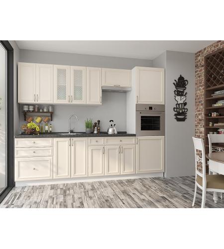 Кухня «Шале-02»  Ivory