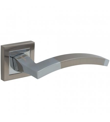 Ручка для межкомнатной двери «Z-206» МатНикель/Хром