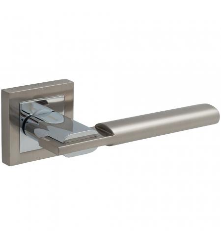 Ручка для межкомнатной двери «Z-205» МатНикель/Хром