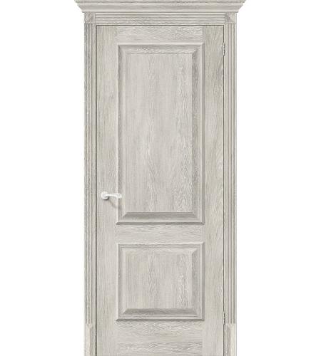 Дверь межкомнатная из эко шпона «Классико-12»  Chalet Provence глухая
