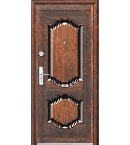 Дверь входная металлическая  «К550-2-66»    Бархат/Бархат