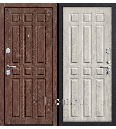Дверь входная металлическая «Р3-315» Chalet Grande/Chalet Provence