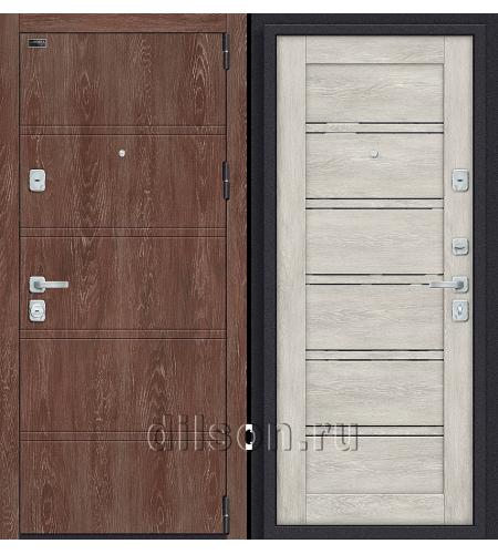 Дверь входная металлическая «Porta M 8.Л28» Chalet Grande/Chalet Provence