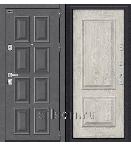 Дверь входная металлическая «Porta M К18.K12» Rocky Road/Chalet Provence