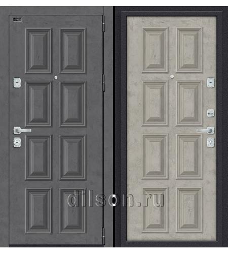 Дверь входная металлическая «Porta M К18.K18» Rocky Road/Silk Road