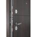 Дверь входная металлическая «Porta S 4.П22 (Прайм)» Almon 28/Cappuccino Veralinga