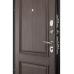 Дверь входная металлическая «Porta S 55.К12» Almon 28/Dark Oak
