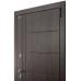 Дверь входная металлическая «Porta S 9.П29 (Модерн)» Almon 28/Wenge Veralinga