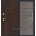 Дверь входная металлическая «Porta S 4.П50 (AB-6)» Almon 28/Grey Veralinga