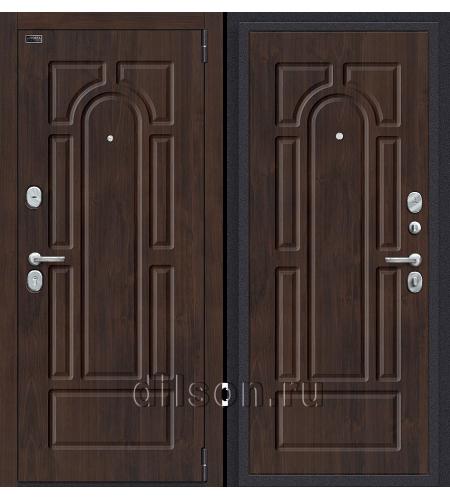 Дверь входная металлическая «Porta S 55.55» Almon 28/Almon 28
