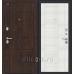 Дверь входная металлическая «Porta S 9.П29 (Модерн)» Almon 28/Bianco Veralinga