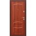 Дверь входная металлическая  «Стройгост 7-2»    Антик Медь/ИталОрех