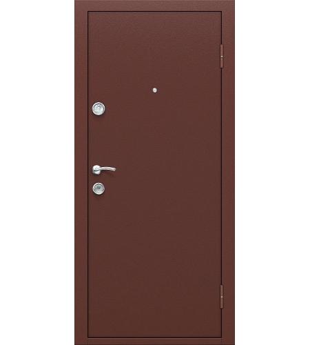 Дверь входная металлическая  «Йошкар»    Антик Медь/Венге